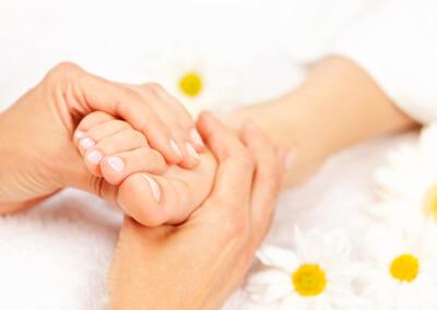 Energiezonen-Massage